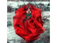 Русский стиль: красный цвет