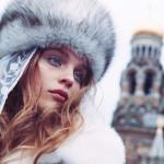 Русский стиль: мех