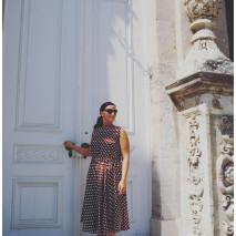 Мария из германии в платье «Красотка»