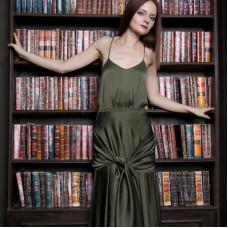 Легендарное зеленое вечернее платье из фильма «Искупление»